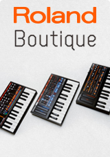 Roland Boutique Modules Sonores