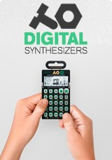 Digitale Synthesizer Teenage Enginee