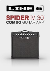 Line 6 Spider IV 30 Amplificatore combo
