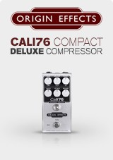 Origin Effects Cali76 Compressore Deluxe Compatto
