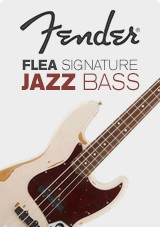 Fender Flea (RHCP) Jazz Bass, Roadworn Shell Pink