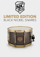SJC Custom Drums Limited Edition Snares
