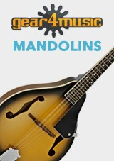 Gear4music mandolini
