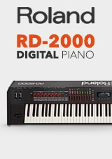 Roland RD-2000 Pianoforte da palco digitale