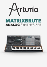 Arturia MatrixBrute Analog-Synthesizer