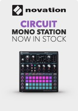 Novation Circuit Mono Station now in stock