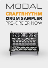 Modal CRAFTrhythm Drum Sampler