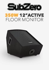 SubZero 350w 12' Active Stock Monitor