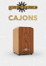 Cajons par Gear4music