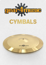 Gear4music Cymbals