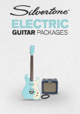 Silvertone packs de guitare électrique
