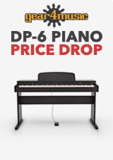 gear4music DP-6 PRICE DROP!
